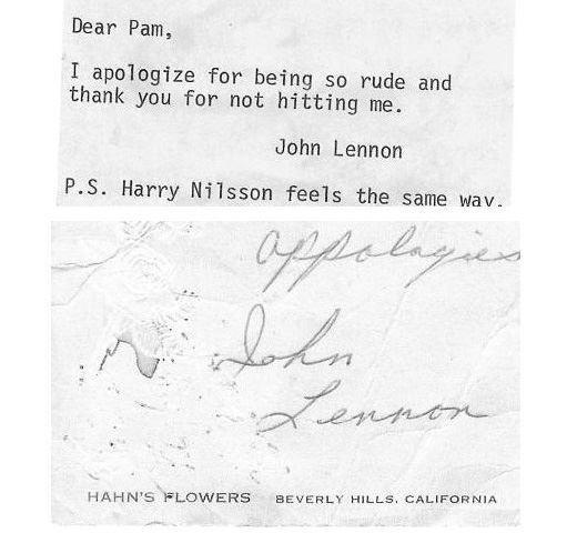 მადლობა ჯონ ლენონი