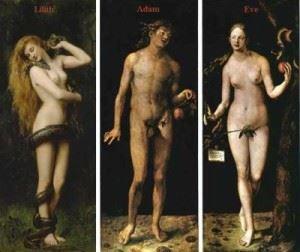 ლილიტი ადამი და ევა