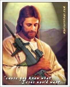 Jesus-Rifle