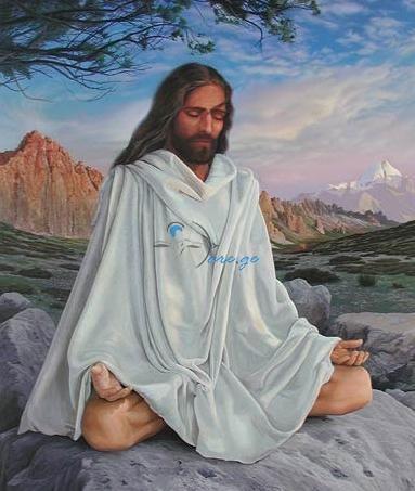 Bodhisattva-Jesus